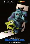 Monsters Inc Poster