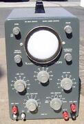Heathkit Oscilloscope