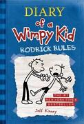 Diary of A Wimpy Kid Rodrick Rules Book