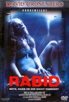 Rabid - Bete, dass es dir nicht passiert ( Horror Klassiker ) - David Cronenberg