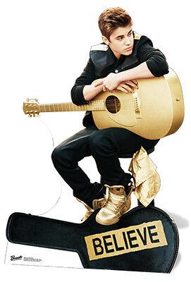 Höhe ca.150cm Pappaufsteller Figur Lebensgroß Aufsteller (Justin Bieber Pappaufsteller)