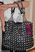 Rhinestone Studded Purse