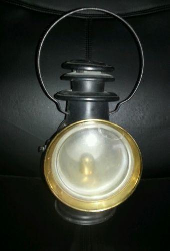 Vintage Black Floor Lamp