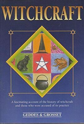 Witchcraft, Geddes, UsedVeryGood, Paperback