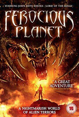 Ferocious Planet (DVD) (2015) (John Rhys-Davis) (New)