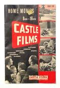 Castle Films Catalog