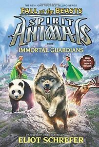 *Like New*Spirit Animals *Fall of the Beasts* Immortal Guardians