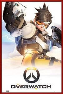 RWBY and Overwatch