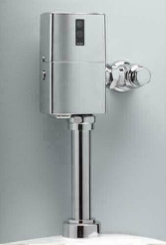 Toto TET1LN32#CP 1.28 GPF  Toilet Flushometer Valve Chrome F