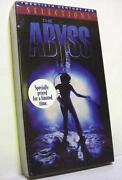 The Abyss VHS