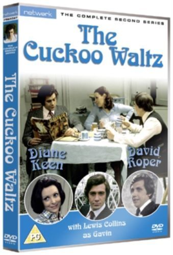 THE CUCKOO WALTZ the complete second series 2. Diane Keen. New sealed DVD.