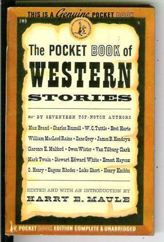 Western Pocket Books Ebay