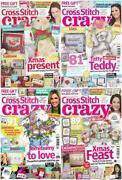 Cross Stitch Magazine Lot
