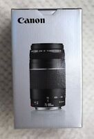 Canon EF 75-300mm F/4-5.6 III LENS CANON 100% Brand NEW USA