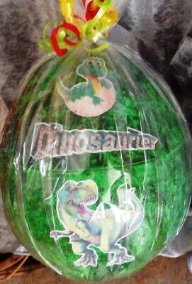 Dinosaurier XL Überraschungsei 20 cm gefüllt