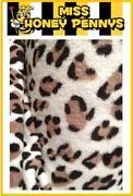 Leopard Print Material