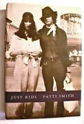 Patti Smith Signed