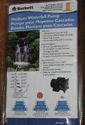 Beckett Pond Pump