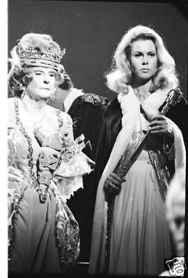 Bewitched Elizabeth Montgomery Rare Original 1967 Abc Tv Photo Negative