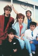 Duran Duran Signed