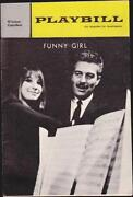 Funny Girl Playbill