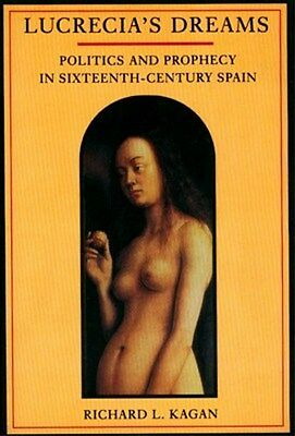 NEW Lucrecia's Dreams Medieval Spain Inquisition Court Intrigue Politic Prophecy
