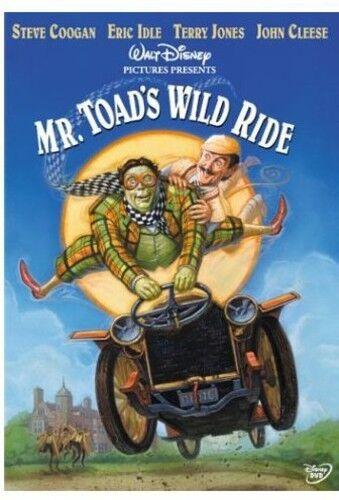 Mr. Toad's Wild Ride (2004, REGION 1 DVD New)