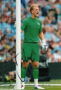 Joe Hart Signed