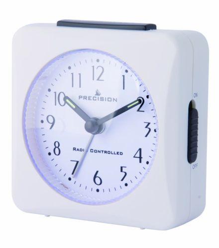 white radio alarm clock ebay. Black Bedroom Furniture Sets. Home Design Ideas