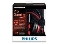 Philips Brand New PC GAMING HEADPHONES