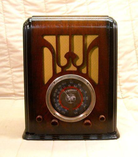 Antique Radio Restored Ebay