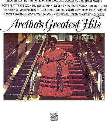 Aretha Franklin   Greatest Hits  New Vinyl