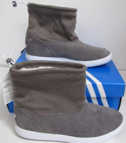 Popular Adidas SPORTY SNOWPARADISE Women39s Winter Snow Boots White Black Blue