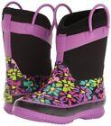 Winter Purple Girls' Rain Boots