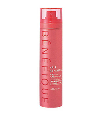 SHISEIDO BENEFIQUE Hair Refinig Hair Treatment Spray 100ml