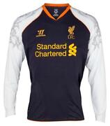 Liverpool Shirt Warrior