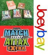 Match Attax Extra 07 08