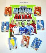 Match Attax 10 11 Complete