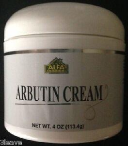 Arbutin Cream 4 oz.
