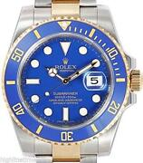 Rolex Submariner Gold Stainless