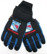 New York Rangers Gloves