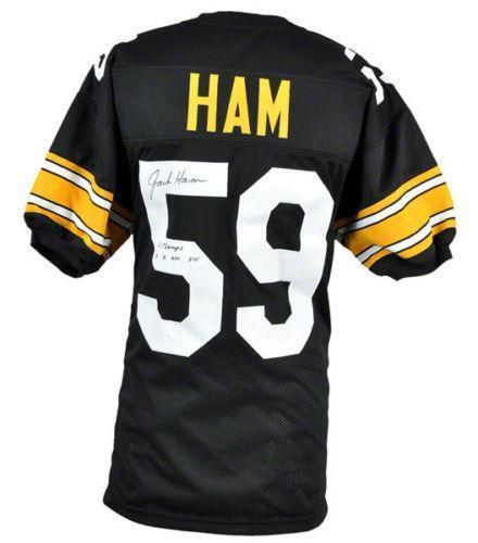 5b10fcee6 Jack Ham Jersey | eBay
