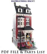 Lego Custom House