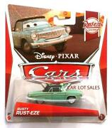 Disney Cars Rusty