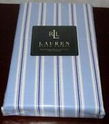 Ralph Lauren Striped Sheets