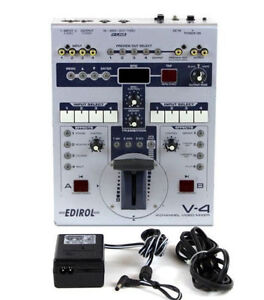 Edirol 4-Channel Video Mixer