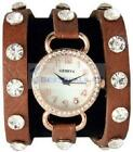 Rhinestone Wrap Watch