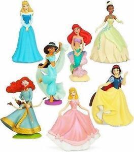 Princess Tiana Birthday Cake Toppers