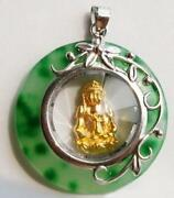 Jade Buddha Necklace