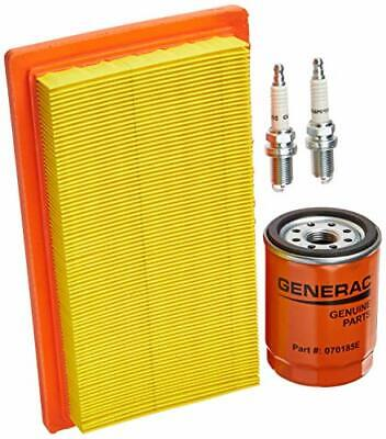 Generac 6485 Scheduled Maintenance Kit For 20kw And 22kw Standby Generators Wit